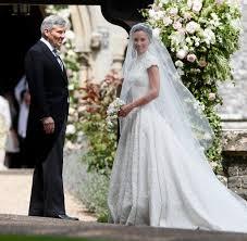 hochzeit brautkleid pippa middleton ihr hochzeitskleid giles deacon in der