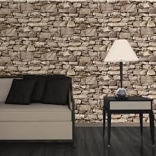 mural wallpaper dry stone wall murivamuriva 1