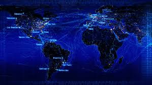 world map image with country names hd world map with country names stock footage