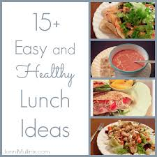 18 easy healthy lunch family ideas live called
