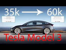 tesla model 3 what you need to know pricing specs timeline