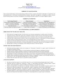 Sample Of Experience Resume by 19 Sample Of Marketing Resume Project Brief Template 4 Free