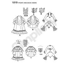 simplicity halloween costume patterns pattern for misses u0027 steampunk costume simplicity