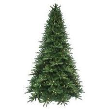 santa s best 9 ft led pre lit frasier fir artificial