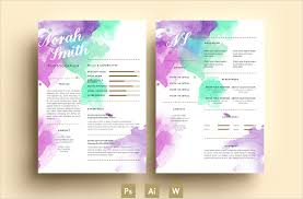 creative resume template creative cv template in word and