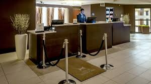 Hilton Diamond Desk Doubletree By Hilton Hotel Montgomery Downtown