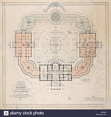 Floor Plan For Mansion Alterations To The Executive Mansion For Mrs Benjamin Harrison