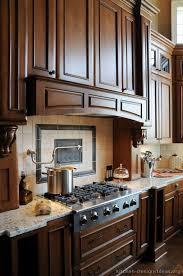 kitchen elegant home wood hood designs prepare amazing 110 best
