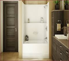 bathtub shower unit one piece bathtub and shower units home design ideas