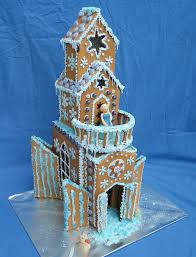frozen gingerbread house gingerbread house whimsical pinterest