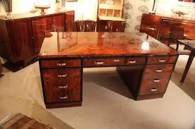 bureau en bois a vendre grand bureau deco desktop deco vendu esprit déco