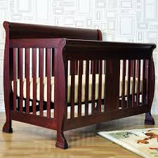 Cherry Convertible Crib Cherry Wood Baby Crib Miketechguy
