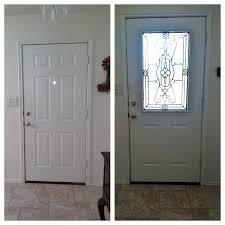9 light door window replacement front door window inserts brilliant makeover zabitat installed a