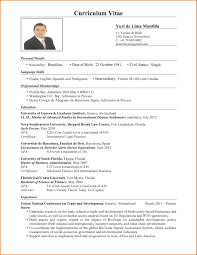 Resume Language Skills Sample by Language Skills For Resume Free Resume Example And Writing Download