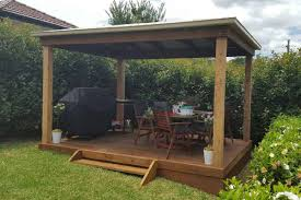 2 X 2 Metre Gazebo by Buy Customised Gazebos Aarons Outdoor Living