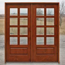 French Doors Wood - doors astonishing prehung exterior french doors inspiring