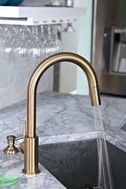 delta kitchen faucets rubbed bronze delta bronze kitchen faucet snaphaven