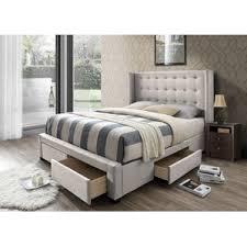 modern storage beds allmodern