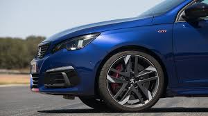 leasing peugeot france peugeot 308 gti facelift 2017 review by car magazine