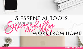 Graphic Design Work From Home 5 Essential Tools You Need To Successfully Work From Home Twins