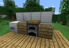 minecraft kitchen furniture minecraft furniture furniture seat chair and stool design tutorial