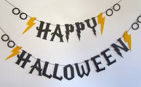 happy halloween harry potter halloween halloween banner