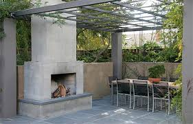 stylish decoration outdoor fireplace covers best home decor