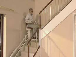 stannah curved stairlift video youtube