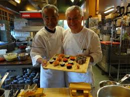 grand chef cuisine masaru kamikakimoto mon ami grand chef du japon en visite qui