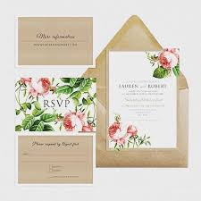 Do It Yourself Wedding Invitations 68 Best Wedding Stationery Images On Pinterest Wedding