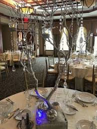 manzanita tree centerpieces the party place li the party