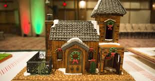national gingerbread house competition 2016