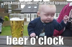 Beer O Clock Meme - beer o clock quickmeme