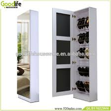 rotating storage cabinet with mirror awesome barcelona rotating storage cabinet espresso free shipping