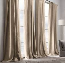 Restoration Hardware Blackout Curtains Grommet Top Thermal Insulated 96 Inch Blackout Curtain Panel Pair