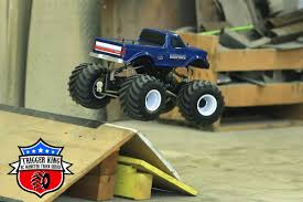bigfoot 4 monster truck bigfoot 8 u2013 sport mod trigger king rc u2013 radio controlled