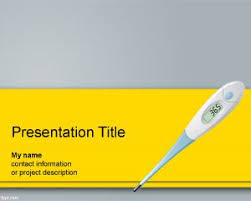 thermometer powerpoint
