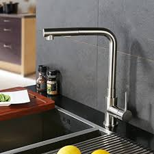 single lever pull out kitchen faucet crea kitchen faucet modern single lever pull sprayer kitchen