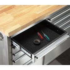 1 8m garage workbench cabinet tool chest stainless steel