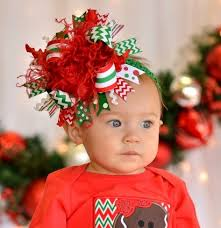 baby bow boutique baby boutique christmas clothing hair bows for infant