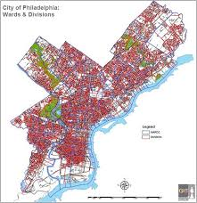 map of philly committee of seventy wards and divisions