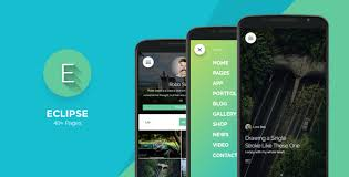 eclipse mobile template by codnauts themeforest