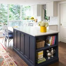 blue kitchen island navy kitchen island design ideas
