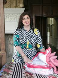 kirstie allsopp at the handmade fair woman and home
