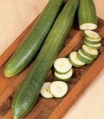 japanese cucumber long fruit mild taste minimal seeds