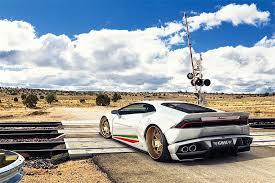 Lamborghini Huracan Gold - tuning gives the lamborghini huracan a mean makeover