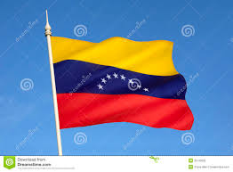 Flag Venezuela Flag Of Venezuela South America Stock Image Image 35145625