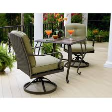 Cast Aluminum Patio Furniture Clearance by Furniture Darlee 3 Piece Santa Monica Cushioned Cast Aluminum