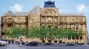 lcl siege social rénovation de l hôtel des italiens lcl une façade qui cartonne