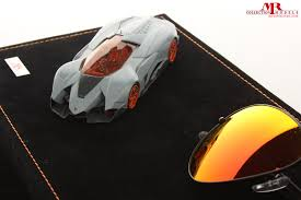 lamborghini egoista lamborghini egoista scale 1 43 mr collection models